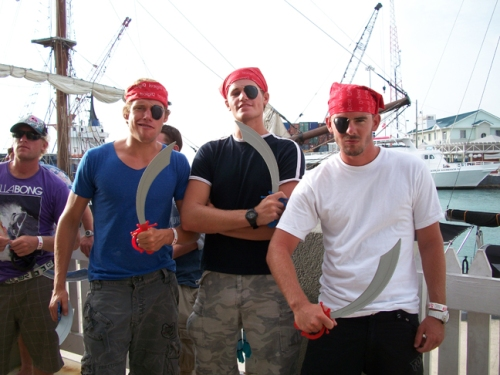 Cayman Islands Pirates