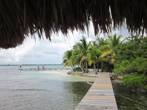 Morgan's Cay, Utila, Honduras