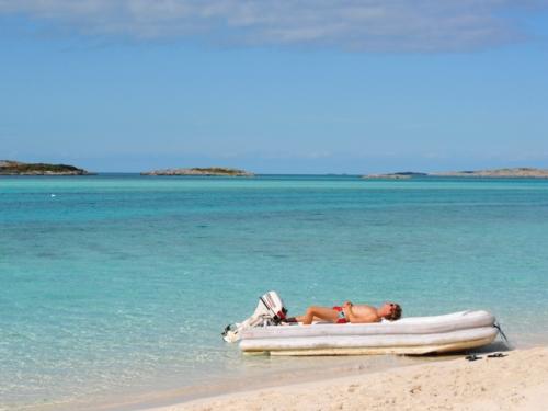 Exuma Cays Bahamas