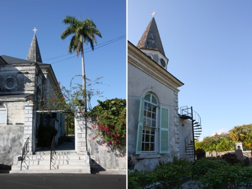 Church, Nassau, Bahamas