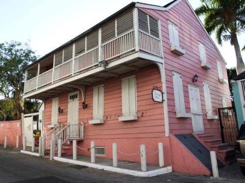 Balcony House, Nassau, Bahamas