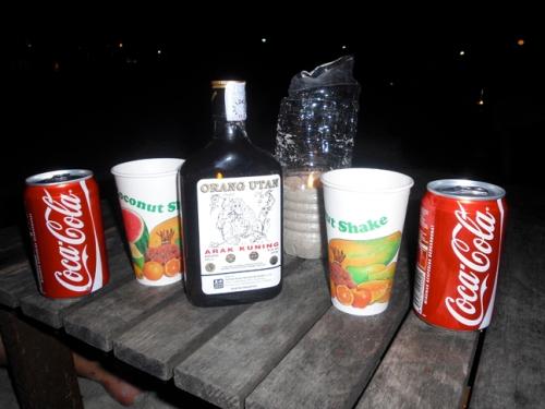 alcohol perhentians