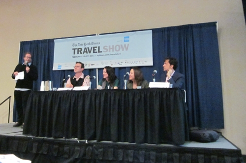 New York Times Travel Show