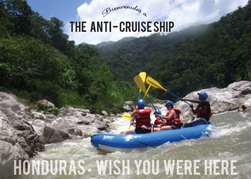 Honduras Tourism Ads