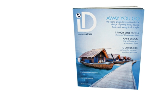 Travel Magazine Design